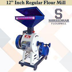 12 Open Type Flour Mill