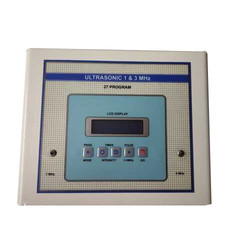 1 and 3 MHz Ultrasonic Unit