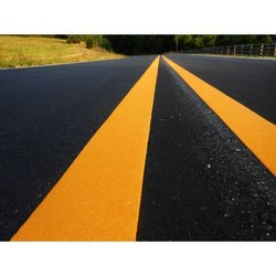 Yellow Road Marking Service