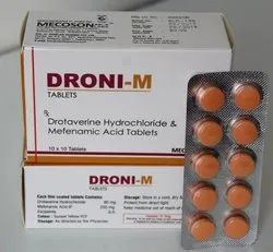 Drotaverine Mefenamic Acid 250mg Tab
