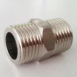 Screwed (Hexagonal) BSP Threaded Coupling
