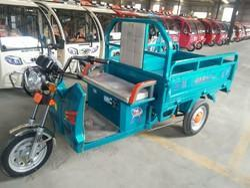 Red E Rickshaw Loader
