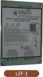 Single Phase Zero Cross Over - SCR Firing Card LZF-1