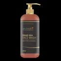 Herbal Dead Sea Face Wash -0% Chemical, Liquid, Packaging Size: 100 Ml