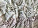 Embroidered Silk Linen Sarees
