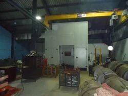 Power Press Sound Proof Enclosure