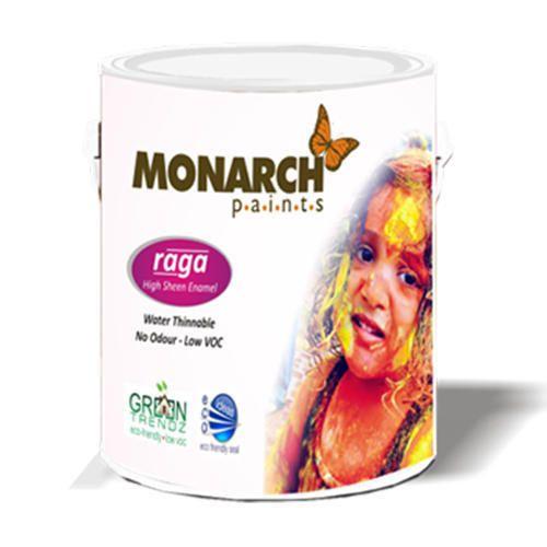 Raga Anti Bacterial Interior Enamel Paint
