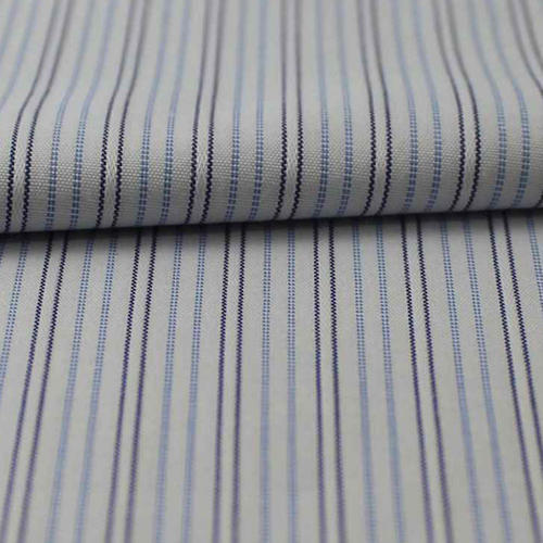 e5aaa011c5 Cotton Classic Striped Shirting Fabrics - Centerac Emarket Places ...
