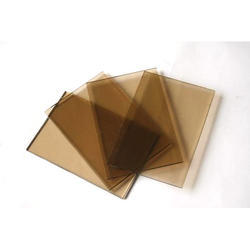 6 X 4 Feet Brown Tinted Glass
