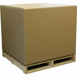 Brown Cardboard Heavy Duty Corrugated Boxes, For Packaging