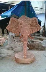 Elephant Exterior Art