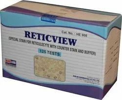 Reticview (With Counter Stain & Buffer)