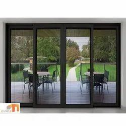 Alsica Aluminium Sliding Door, Interior