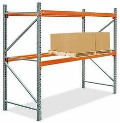 2 Shelf Pallet Rack