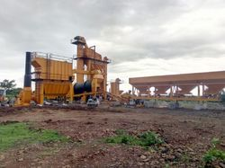 Atlas Asphalt Batch Mix Plant ABM -1000 ABM - 1500 & ABM - 2000