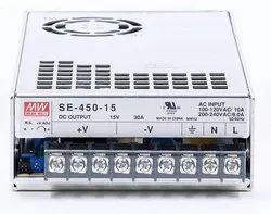SE-450-15 Meanwell SMPS Power Supply