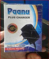 Paanu Plus Mobile Charger