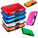 Aluminum Card Holder In Different Colors