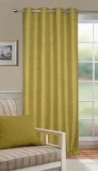 Lushomes Mataka Silk Curtain Long Door