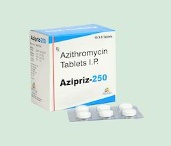 Azipriz-250 Tablets