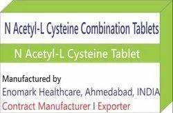 N Acetyl-L Cysteine Tablet