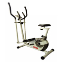 Dual Action Mode Elliptical Cross Trainer