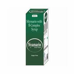 Silymarin With B Complex Syrup
