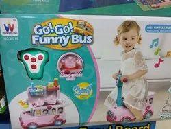 Kids Funny Bus