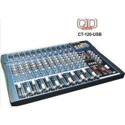 QD Audio CT 120 USB Live Mixer