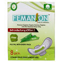 Premium Femanion Sanitary Napkins -INTRODUCTORY OFFER,FREE ONE PEE PAL FEMALE URINATION DEVICE
