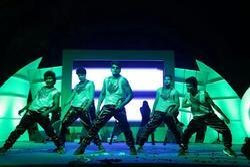 Boys Free Style Dance