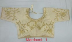 Mardaani Embroidery Work Blouse