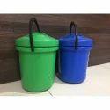 Hdpe Blow Moulded Bucket, Size: 10 Litre
