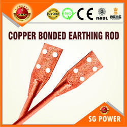 Copper Bonded Earthing Rod