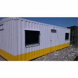 MS Prefabricated Porta Cabin