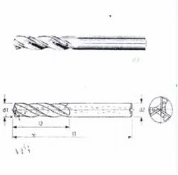 Industrial End Mill