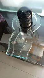 Glass Shivling Religious Gift
