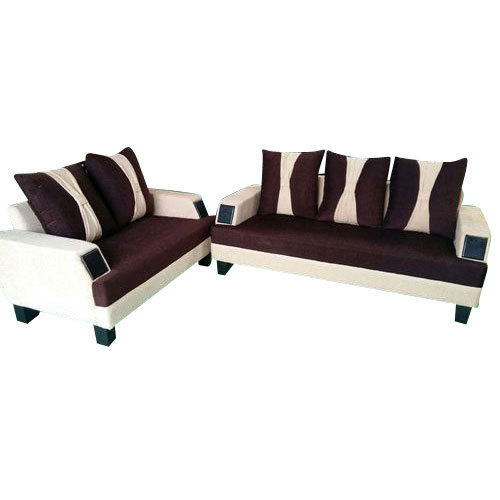 Teak Wood Five Seater Stylish Sofa Set