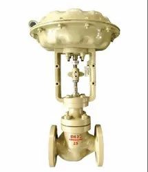 SVR Globe Type Process Control Valve for Steam