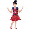 Kids Fancy Frock 304A