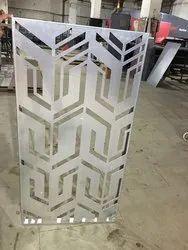 Aluminium Laser Cutting