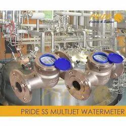 Ss 304  Water Flowmeter