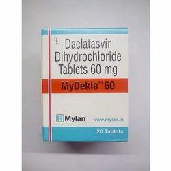 Mydekla 60 mg Tablet Daclatasvir