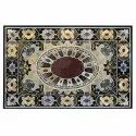 Home Furnishing Marble Stone Inlaid Table Top Dining