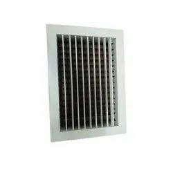 Aluminium Air Conditioner Grills