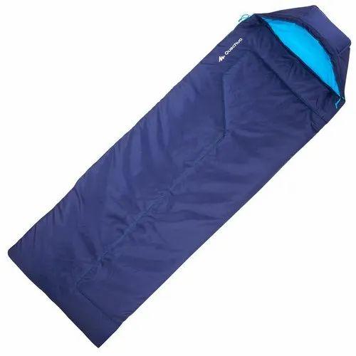 huge discount b3ec7 49e29 Quechua Forclaz 10 Degree Celsius Blue Sleeping Bag