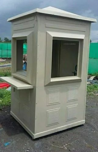 Portable Security Cabins