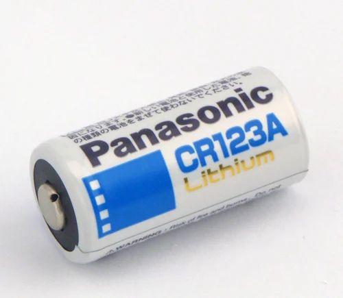Panasonic Battery Lithium Cr123a