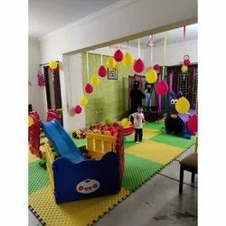 Party Play Zone Service