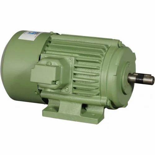 Tew 3 Phase Hp 1440 Rpm Magnetic Brake Motor 120 240 V